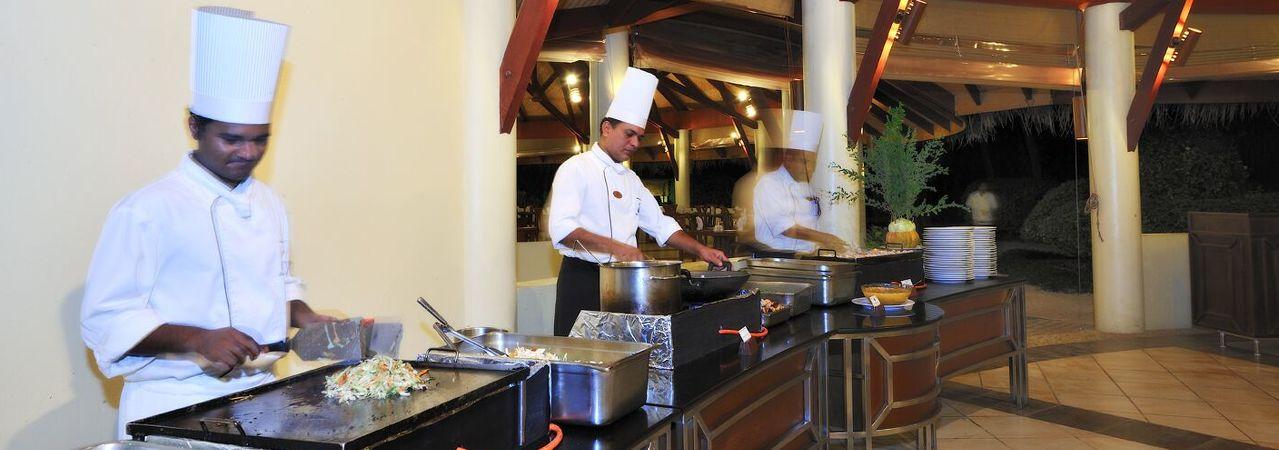 bandos maldives food prices