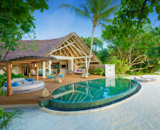 Beach Pool Villa, Milaidhoo
