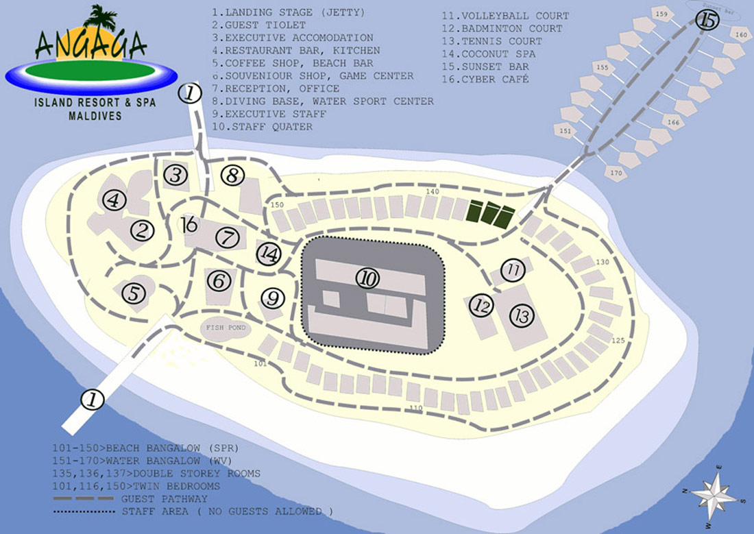 Angaga The Maldives Experts For All Resort Hotels And