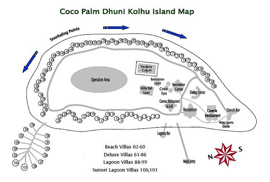 Beach Club Resort Villas Ochi Beach Resort At The Sandals