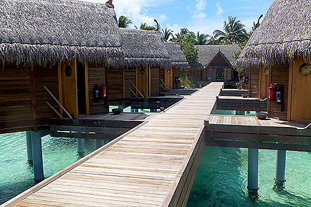 Constance Moofushi The Maldives Experts For All Resort