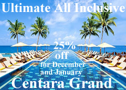 Centara Grand Island Resort Maldives 25% Off