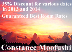 Constance Moofushi Special Offer 35%